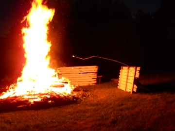 Fort S'mores