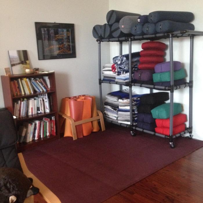 Yoga storage